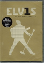 Elvis # 1 Hit Performances - DVD (USA Import/Sealed)