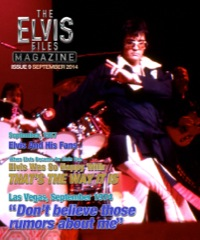 ELVIS FILES Mag - Issue No.9