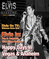 ELVIS FILES Mag - Issue No.16