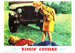 KISSIN' COUSINS - Click on Pic To See Full Set