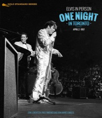 One Night In Toronto - Available NOW !!