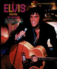 ELVIS NOW in PERSON 1969 E.Lorentzen/K.J Consulting - Available Now