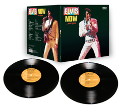 Elvis Now & Again FTD 310 - 2 LP Ltd Edition 180gram Vinyl Set (Deleted/Last Copies)