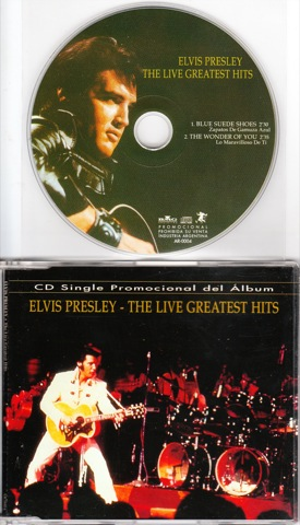 THE LIVE GREATEST HITS - Argentina