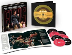 '68 Comeback 50th Anniversary Box Set / Blu ray DVD & CD Format - Available Now