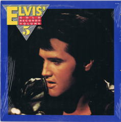 AFL1 4941 Elvis' Gold Records Vol 5