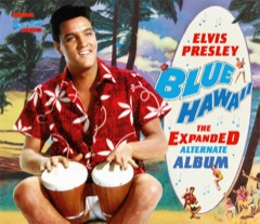 BLUE HAWAII - The Alternate Album Book w/CD