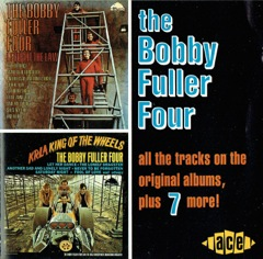 Bobby Fuller Four - I Fought The Law / King Of The Wheels  CD