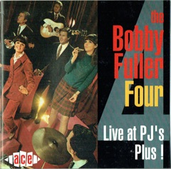 Bobby Fuller Four - Live At P.J's + CD