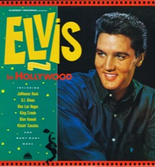 CBR 1014  ELVIS IN HOLLYWOOD - Code #240