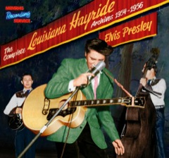 MRS: The Complete Louisiana Hayride Archives 1954-1956 Book w/CD