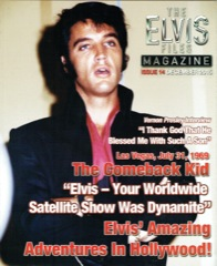 ELVIS FILES Mag - Issue No.14