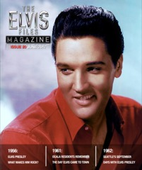 ELVIS FILES Mag - Issue No.20