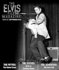 ELVIS FILES Mag - Issue No.25