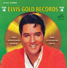 Elvis' Gold Records Vol 4 - FTD 145