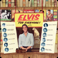 Elvis For Everyone - FTD 129 (2 CD Set)