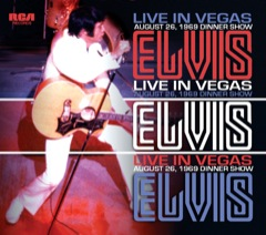 Elvis Live In Vegas - FTD 97