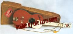 1957 Toy Guitar U.K - In Orig Box (Click On To See Other Pics)