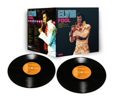 ELVIS - The Fool FTD 318  2 LP Ltd Edition 180gram Vinyl Set