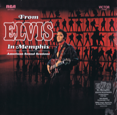 From Elvis In Memphis - FTD  2 LP Ltd Edition 180gram Vinyl Set - Available Now
