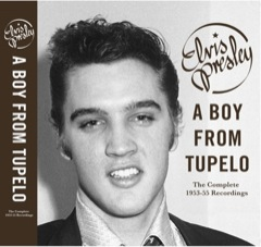 A Boy From Tupelo - Book w/3 CD's - (Sealed/Deleted/Last Copies)