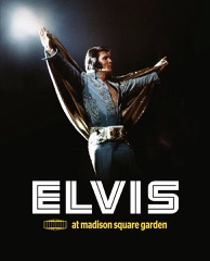 FTD 170 Elvis At Madison Square Garden Book w/CD