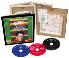 The Fun In Acapulco Sessions - 3 CD Set FTD 163