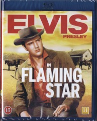 Flaming Star - Blu-ray DVD