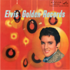 Elvis' Golden Records (2 CD) FTD 135 - Available NOW!!