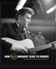 How RCA Brought Elvis To Europe (Book + EP) - FTD 214* Pre-Owned