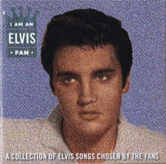 I AM AN ELVIS FAN - USA CD (2012)