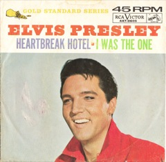 447-0605 Heartbreak Hotel / I Was The One - Code # 2