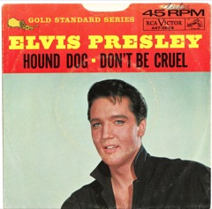 447-0608 Hound Dog / Don't Be Cruel Code # 2