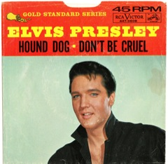 447-0608 Hound Dog / Don't Be Cruel Code # 3