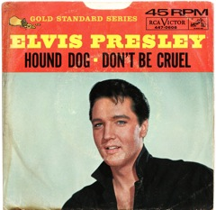 447-0608 Hound Dog / Don't Be Cruel Code # 5