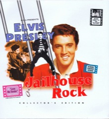 ELVIS 111  JAILHOUSE ROCK  / LOVE ME TENDER (See Other Pics)