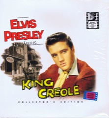 ELVIS 112  KING CREOLE - Collectors Edition (See Other Pics)