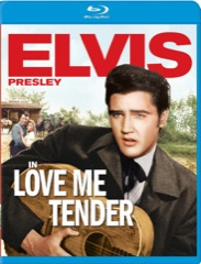 Love Me Tender - Blu Ray (All Regions)