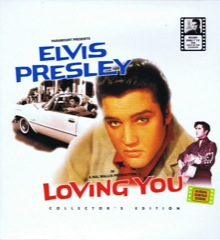 ELVIS 110  LOVING YOU - Collectors Edition (See Other Pics)
