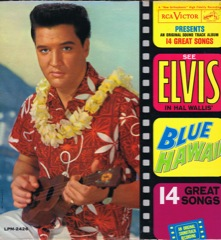 LPM 2426  BLUE HAWAII  - Silver Top 'Long Play' Code #46
