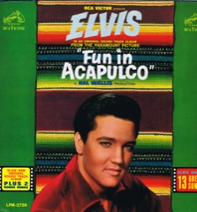 LPM 2756  FUN IN ACAPULCO - Silver Top 'Long Play' Code #1