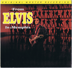 MFSL 1-059 From Elvis In Memphis - Mobile Fidelity*