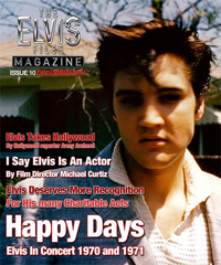 ELVIS FILES Mag - Issue No.10