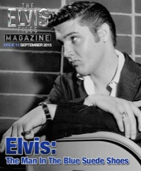 ELVIS FILES Mag - Issue No.13 (Pre Order for September)