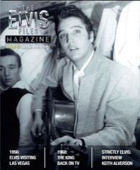 ELVIS FILES Mag - Issue No.21