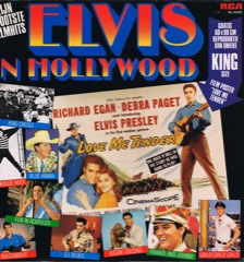 NL 45295  ELVIS IN HOLLYWOOD w/Poster - Code 119