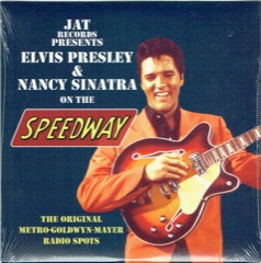 On The Speedway - Radio Spots / Sealed
