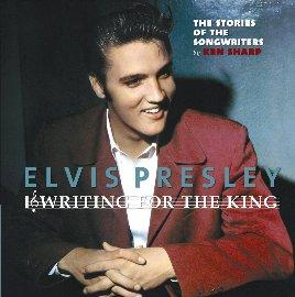 Writing For The King - FTD 58 Book w/CD (Sealed/Deleted/Last Copies)