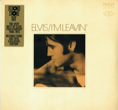RSD - Elvis / I'm Leavin' (Ltd & Sealed U.K Version)
