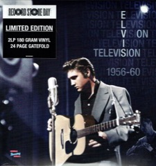 MRS: Elvis On Television - 2 LP 180g / Gatefold 24 Page Gatefold